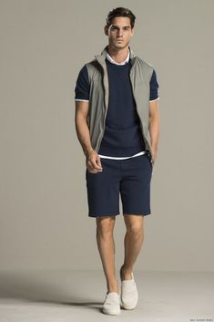 Brunello Cucinelli Spring Summer 2016 Primavera Verano #Menswear #Trends #Tendencias #Moda Hombre - M.F.T.