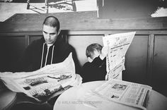 Coffee Run - The Stories We Tell - Kayla Maltese Photography