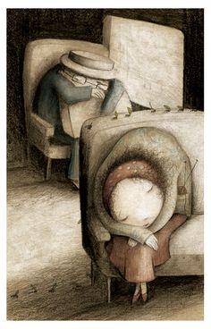 When old age arrives, Valeria Docampo Art And Illustration, Graphic Design Illustration, Aesthetic Drawing, Love Art, Mark Ryden, Collage Art, Art Drawings, Artsy, Artwork