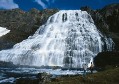 5. Dynjandi #Waterfall [Westfjords, Iceland]
