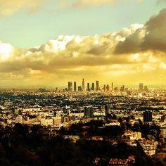 Los Angeles Clouds