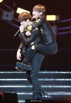 One of the best VKook pictures.