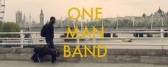 One Man Band - Philip Bloom  Documenting people in a clever unique way