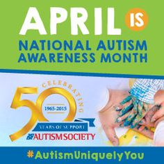 Nearly a quarter century ago, the Autism Society launched a nationwide effort to promote autism awareness, inclusion and self-determination for all, and assure that each person with ASD is provided the opportunity to achieve the highest possible quality of life. This year we want to go beyond simply promoting autism awareness to encouraging friends and collaborators to become partners in movement toward acceptance and appreciation.