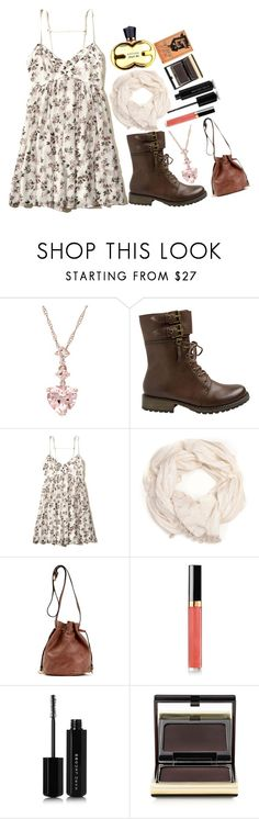 """""""i think about her"""" by acidwashdreams ❤ liked on Polyvore featuring Yellow Box, Hollister Co., Ananda Design, Chanel, Marc Jacobs, Kevyn Aucoin, nymphet and nymphetfashion"""