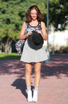 espanja, fuengirola, miauslife, miau´s life, päivän asu, todays outfit, fashion, style