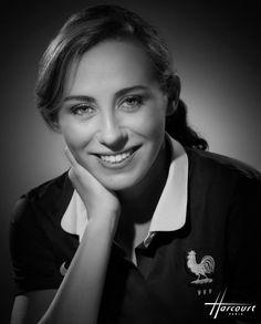 Sabrina Delannoy Coupe du Monde Féminine de football 2015: les joueuses françaises photographiées par Studio Harcourt