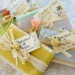 Bodas y eventos - detalles de jabones naturales para bodas, bautizos, comuniones y otros eventos