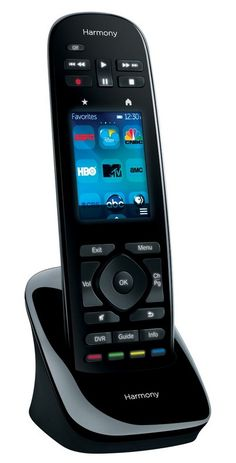"""Deal of the Day: Save 43% off Logitech Harmony Ultimate Remote  for 9/08/2015 only! $199.99  (43% off) Closed-cabinet RF control: Controls up to 15 devices, even game consoles and devices hidden behind cabinet doors and walls Harmony App: Supplements the remote to turn household smartphones and tablets into personal entertainment controllers One-touch Activity control: Tap an Activity on the color touch screen, like """"Watch A Movie"""", and all the right devices power on to the right s"""