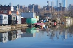 Pardon Me For Asking: Today's Extra-High Spring Tide Caused Gowanus Canal To Breach At Second Street Near Lightstone Group's Residential Building