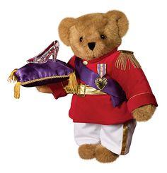 "15"" Prince Charming Teddy Bear"