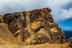 Volcanic rock detail in Ponta de São Lourenço Madeira | Flickr - Photo Sharing!