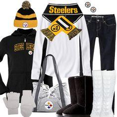 Pittsburgh Steelers Winter Fashion