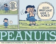 The third volume in our the best-selling and acclaimed series takes us into the mid-1950s as Linus learns to talk, Snoopy begins to explore his eccentricities (including his hilarious first series of