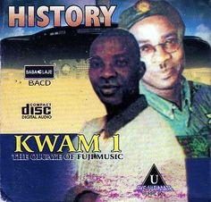 Wasiu Ayinde Marshal - History - CD