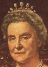 La nueva tiara se crearía en 1900 para la Reina Guillermina I de los Paises Bajos.