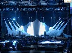 Sala de conciertos - Espectacular presentación con tensados.
