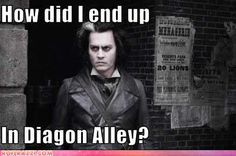 heehee...Harry Potter/Sweeney Todd