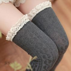 Thigh High Socks Women Sexy Stocking Medias Pantyhose – OFF THE WALL