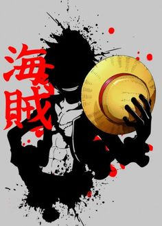 Anime pirate luffy one piece anime manga geek straw hat Characters - See amazing artworks of Displate artists printed on metal. Easy mounting, no power tools needed. Otaku Anime, Manga Anime, Anime Art, One Piece Figure, One Piece Ace, One Piece Tattoos, First Knight, The Pirate King, Monkey D Luffy