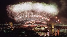 Wow- Sydney, Australia is the place to be on New Year's Eve!