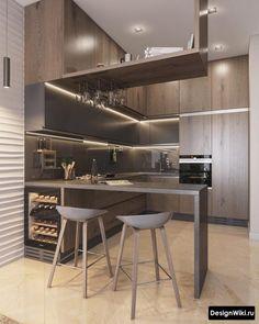 Exceptional modern kitchen room are offered on our web pages. Loft Kitchen, Open Plan Kitchen, Kitchen Sets, Apartment Kitchen, Home Decor Kitchen, Kitchen Layout, Kitchen Hacks, Diy Kitchen, Eclectic Kitchen