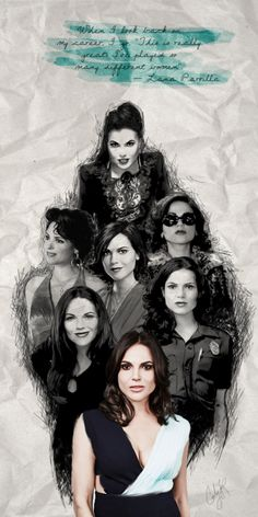 Awesome Lana/ Evil Queen Regina