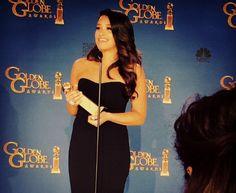 Gina Rodriguez: Winning a Golden Globe Is 'Like Eating Red Velvet'