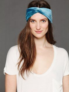 Tie Dye Turban  http://www.freepeople.com/whats-new/tie-dye-turban/