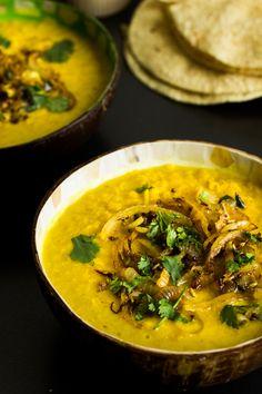 Curry Recipes, Veggie Recipes, Indian Food Recipes, Asian Recipes, Vegetarian Recipes, Cooking Recipes, Healthy Recipes, Best Vegan Curry Recipe, Vegan Lentil Recipes