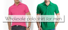 Wholesale polo shirts supplier and manufacturer - Oasis Shirts