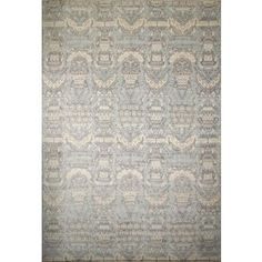 Shop for Fine Oushak Asil Lt. Blue/ Grey Rug (12'2 x 18'2). Get free delivery at Overstock.com - Your Online Home Decor Destination! Get 5% in rewards with Club O!