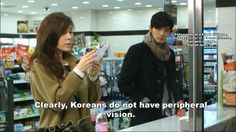 A Gentleman's Dignity #kdrama, this is something that cracks me up about the Korean Dramas.