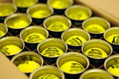 Tennis balls ready for action - Jon Buckle/AELTC