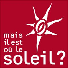 Mais il est où le soleil? - one of my favourite brands for clothes, Belgian...     Unfortunately, they went out of business in February 2012! ;-(