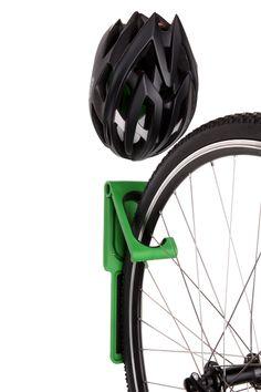 Cycloc.Endo.  #cycloc #design #endo #green #hanger #bike #interior