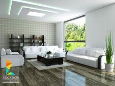 غرف معيشة مودرن - 50 تصميم غرف ليفنج روم غاية فى الجمال والذوق