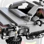 Back To The Future LEGO Set Is Coming Soon