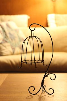 #stand #needs #extra #added #wire #bird #cage #like #the #bit #awire/ bird cage - like the stand. The cage needs a bit extra added...
