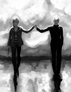 Draco and Hermionie.... this is beautiful.