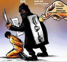 Now this is exactly what I believe Isis and Moslems to do be, government paid terrorists shills, not typical alah loving Muslim's.