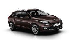 Renault Megane Hatchback 1.6 - potential ride for the trip.