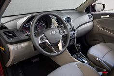 New Release 2015 Hyundai Accent Review Interior View Model