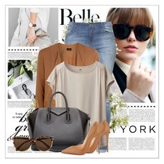 """If all I got is your hand in my hand"" by ninotchka-nb ❤ liked on Polyvore featuring Zara, New Look, Uniqlo, Givenchy, Christian Louboutin, Vero Moda and New Growth Designs"