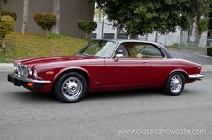 1975 Jaguar XJ6C 4.2 Sedan by Classic Showcase