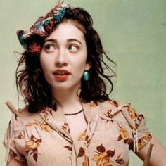 Regina Spektor (American musician - anti-folk, blues, indie rock, pop) http://www.reginaspektor.com/