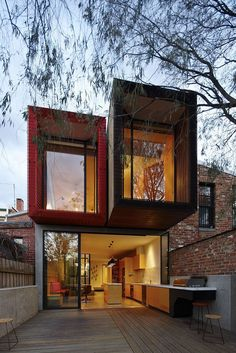 Modern Shipping Container Homes (56)