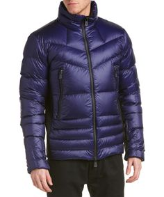 MONCLER MONCLER CANMORE QUILTED DOWN JACKET'. #moncler #cloth #coats & jackets