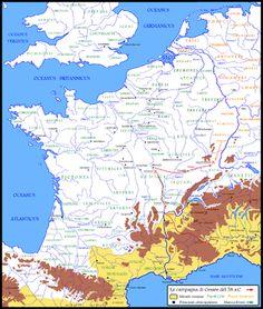 Campagna di Cesare del 58 a.C.