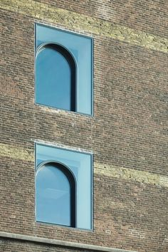 Transformation Water Tower Den Bosch, Bois-le-Duc, 2014 - Zecc Architecten